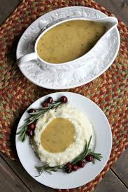 and easy make ahead gravy recipe