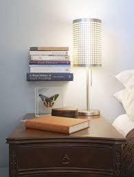 Nightstand Bookshelf Nightstand