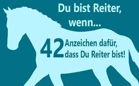 sprüche reiten 42 anzeichen dafür dass du ein reiter bist herzenspferd