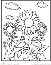 fall scarecrow and pumpkins coloring page coloring book pages