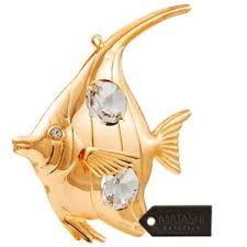 fish ornaments wayfair