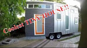 best tiny house ever built youtube
