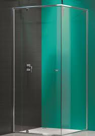 Mirage Shower Doors Mirage Semi Frameless Rick Mcleans Designer Bathware