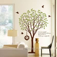 story birds and tree wall decals wallstickerdeal