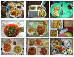 what makes a proper plate school lunches from around the world