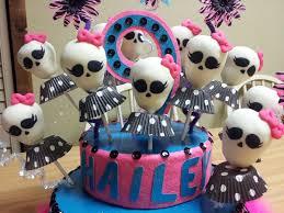 high cake ideas high cake pops nae s 10th bday ideas