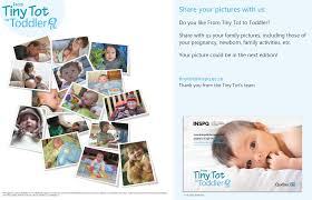 do you family pics get featured in the from tiny