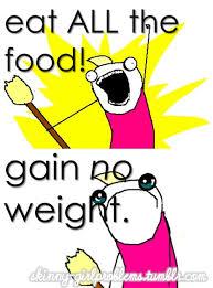 skinny girl problems meme