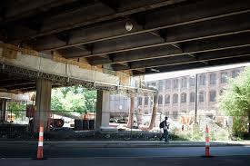 hartford viaduct undergoing 40 million upgrade despite plans to