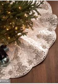 seybert bejeweled tree skirt sale up to 70 at
