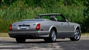 bentley azure for sale 1998 bentley azure convertible s25 1 monterey 2016