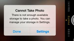 iphone cannot take photo how google photos will solve your phone storage issues for free