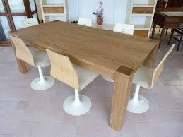 tavoli moderni legno gallery of tavolo in legno allungabile tavoli moderni prezzi