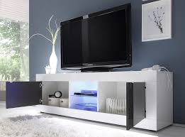 Tv Bench Sideboard Tv Cabinet Modern Tv Stand Basic 71 By Lc Mobili