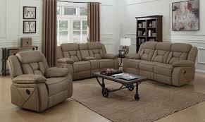 Living Room Sets Houston Coaster Houston Reclining Living Room Set In