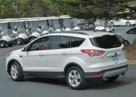 Ford Escape Generations - new car introductions new car picks