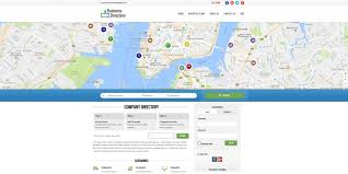 Php Map Ubusinessdirectory Business Directory Php Script Miscellaneous