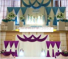 wedding backdrop chagne wedding props background shaman curtain wedding backdrop