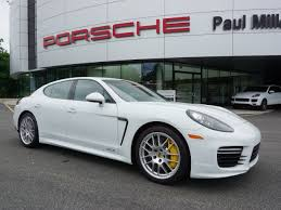 porsche panamera images certified pre owned 2016 porsche panamera gts hatchback in