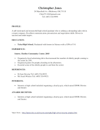 samples of achievements on resumes non profit executive career