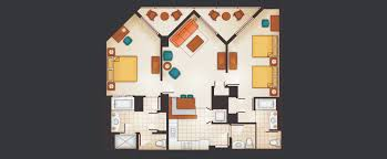 Grand Californian Suites Floor Plan Admire The Pacific Ocean Ko Olina Beach And The Waikolohe Valley