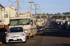 Political Ads Banned From San Francisco Buses Trains San Francisco Parking Ban Called Success Expansion Planned To
