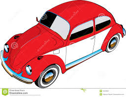 volkswagen beetle clipart illustrated vw beetle car royalty free stock photography image