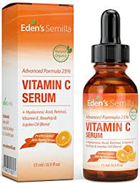 Nivea Serum Vit C 25 vitamina c serum 15ml una formula poderosa y avanzada 縺cido