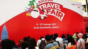 airasia travel fair saatnya berburu tiket di airasia travel fair diskon hingga 50