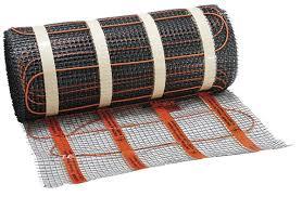 W Heating Mats Heat Mat - Under floor heating uk