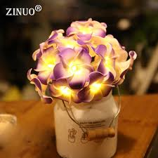 Flower String Lights by Compare Prices On Led Flower String Lights Online Shopping Buy