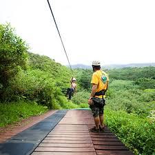 Hawaii travel and leisure images Best ziplining on maui travel leisure jpg