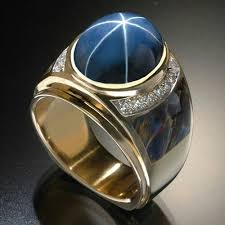 rings design for men randy polk design men ring burmese sapphire inlaid with