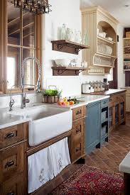 Farmhouse Kitchens Designs 35 Best Farmhouse Kitchen Cabinet Ideas And Designs For 2018