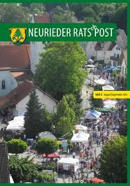 Wertstoffhof Bad Reichenhall Gb Neuried August 2016 By Gemeindeblatt Issuu