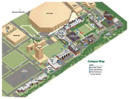 K State Campus Map by Suny Esf Suny College Of Environmental Science And Forestry