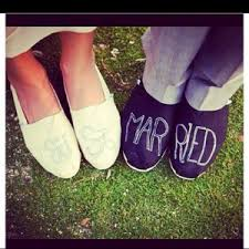 Wedding Shoes Toms Advertising Archives Findsome U0026 Winmore