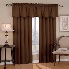 Thermal Energy Curtains Eclipse Nottingham Thermal Energy Efficient Rod Pocket Curtain 1 2