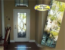 glass door tampa chelsea modern glass door insert the glass door store