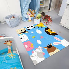 Blue Animal Print Rug Online Buy Wholesale Animal Print Rugs From China Animal Print