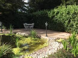 garden pond decking ecodek co uk