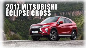 mitsubishi crossover models new mitsubishi eclipse cross 2017 interior preview mitsubishi