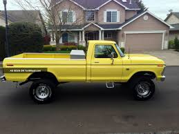 Ford F 100 1976 1976 Ford F150 Information And Photos Momentcar