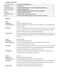 Senior Net Developer Resume Sample Sample Net Developer Resume 2 Sample Aspnet Developer Resume