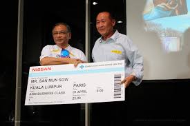 edaran tan chong motor launches nissan drive me cra2y campaign launch 2011 zerotohundred com