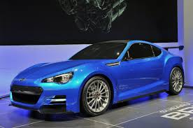 tuned subaru brz vwvortex com subaru brz sti performance concept revealed a