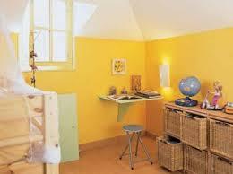 deco chambre jaune chambre garçon jaune