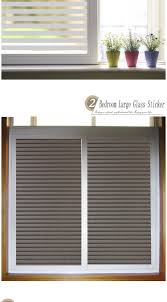 glass door stickers hsxuan brand pvc stripe decorative glass window film frosted glass