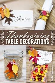 Thanksgiving Table Centerpieces by Thanksgiving Table Decor Easy U0026 Festive Crafts Unleashed