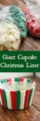 festive giant cupcake for christmas the cookie writer